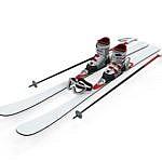 Skifahren mit Skiverleih im Sarntal
