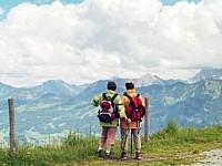 Sarntaler Wanderbus-Service für den Sommer 2014