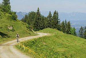 Fahrradfahren im Sarntal und Umgebung