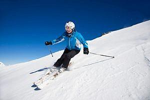 Reinswald: Beliebt zum Skifahren