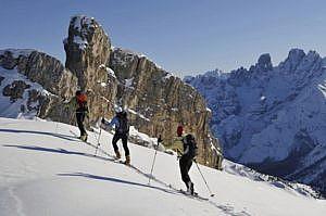 Skitouren im Sarntal