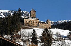 Burg Reinegg in Sarnthein